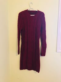 Sweater dress from a pet and smoke free home for only 10$ Vaughan, L6A 3A5