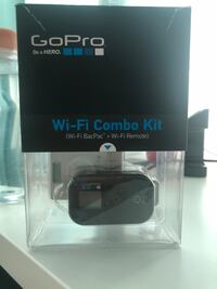GoPro WiFi Combo Kit   Works with GoPro hero4 or less Plant City, 33566