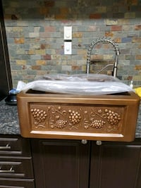 Lavabo couleur copper  Terrebonne, J6W 6J5