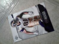 Football player poster with signature Bryan, 77803