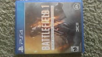 Brand new Battlefield one for ps4 Mesa, 85204