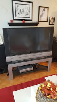 HITACHI LCD TV/MONITOR 52 inches $100 null