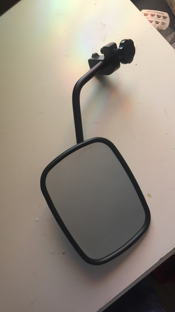 Jeep yj doorless drivers side sidemirror