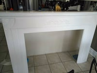 Clasic white mantel Mississauga, L5N 8A4