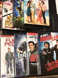 DVDS MOVIES DRAMA ACTION HORROR COMEDIES CARTOONS CHILDREN SOME ADULTS  New York, 11223