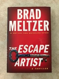 The Escape Artist by Brad Meltzer Land O' Lakes
