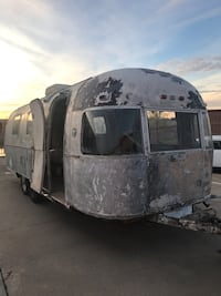 silver travelling trailer Fort Worth, 76244
