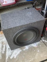 Alpine type r subwoofer with amp Anchorage, 99508