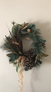 SD themed outdoors wreath Sioux Falls, 57701