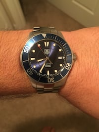 42 mm Tag Hauer ,sapphire , very good condition Londra, IG11 8RX
