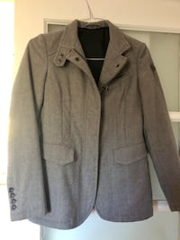 Gray Suit Jacket made in Italy for Women Montréal, H3E 1W7