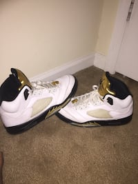 Gold Medal 5s size 12 READ DESCRIPTION Athens, 30605