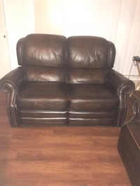 Recliner leather sofa Round Rock, 78664