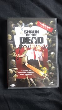 Shaun of the Dead movie Waterloo, N2K 4B8