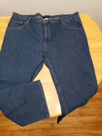 """3 pairs of """"Big guy"""" pants for $10"""