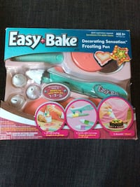 Easy Bake  accessories