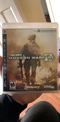 Call of Duty 2: Modern Warfare 2 (PS3) Washington, 20016