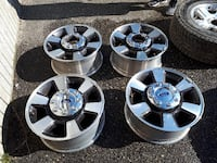 18 inch Rims for F-350 Mission