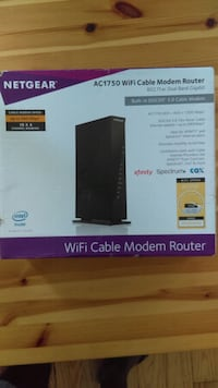 Netgear AC1750 WiFi Cable Modem Router Falls Church, 22042