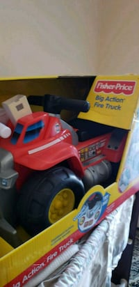 Fisher price ride toy Vaughan, L4H 1X1