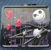 Nightmare Before Christmas Tin Lunch Box Irvine, 92606