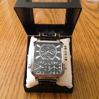 Brand new in a box ,oversized 3 times zone, sport casual military wrist watch Garden Grove, 92843
