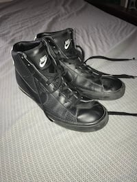 Black nike high tops size 10.5 Tomball, 77375