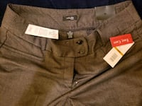NWT tweedy trousers 18W McLean, 22102