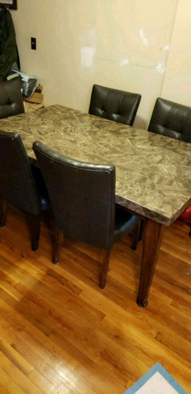 Ordinaire Ashley Furniture Marble Table