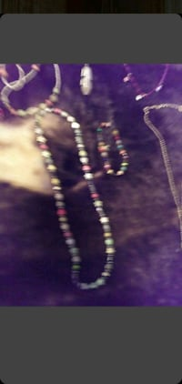 NECKLACE HOME MADE