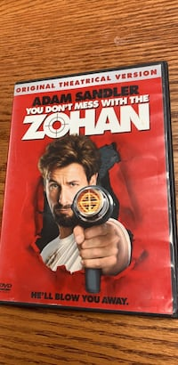 You Don't Mess With The Zohan Springfield, 22152