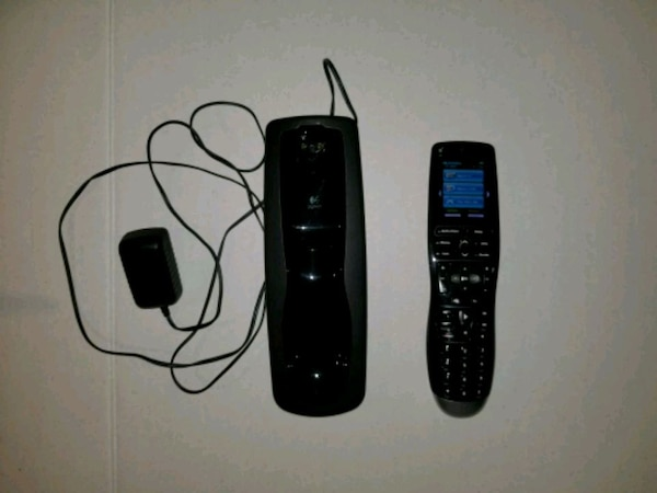 Logitech Harmony One Universal Remote With Charger 0