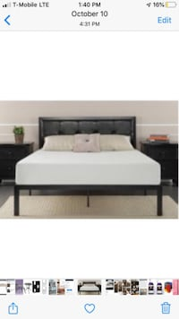 QUEEN SIZE BED FRAME Dallas