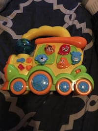 yellow and red Fisher-Price learning toy New York, 10469