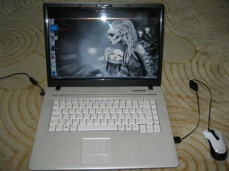 CASPER NIRVANA M760S NOTEBOOK WINDOWS 7 DRIVER