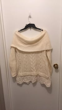 Off the shoulder sweater Stephens City, 22655