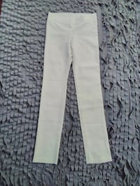 WHITE SKINNY PANTS  Wichita, 67203