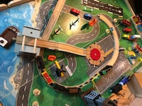 Imaginarium Train Table with track & accessories  Woodbridge, 22192