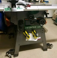Hitachi heavy duty table saw Litchfield Park, 85340