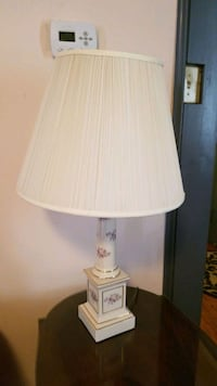 Antique Lamp with shade. Frederick, 21704