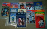 Price Drop. Collection of Sports Magazines. Mount Pleasant