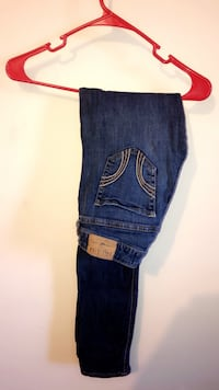 blue denim stone wash jeans Manassas, 20111