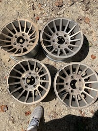 Dodge rims Columbia, 21044