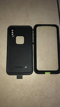 New never used life proof case for an iPhone X Spring Hill, 34609