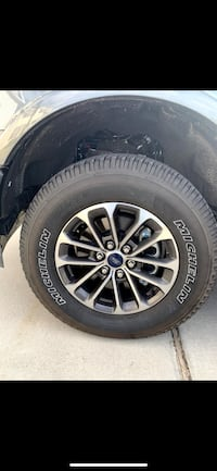 Ford F-150  Michelin 275/65/R18 rims and tires Virginia Beach, 23464