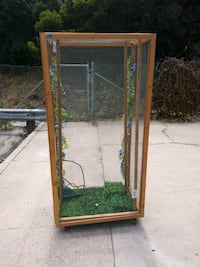 Reptile or bird cage hand made waterproof Pismo Beach, 93449