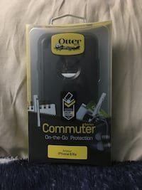 Otter box 2 cases and screen protector $15 Toronto, M9W 4P6