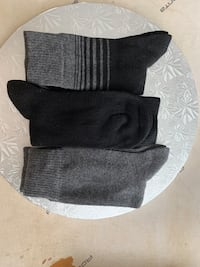 Premium wool socks  3 pair