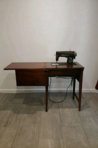 Antique Kenmore Sewing Machine Table West Sacramento