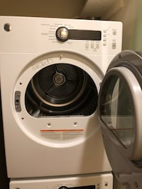 GE WHITE 24 INCH FRONT-LOAD DRYER Alexandria, 22315